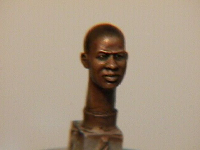 missing links mark bannerman painting blackafrican faces