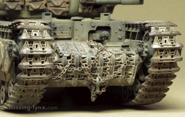 Missing Lynx Com Gallery Michael Rinaldi S Churchill Mk V