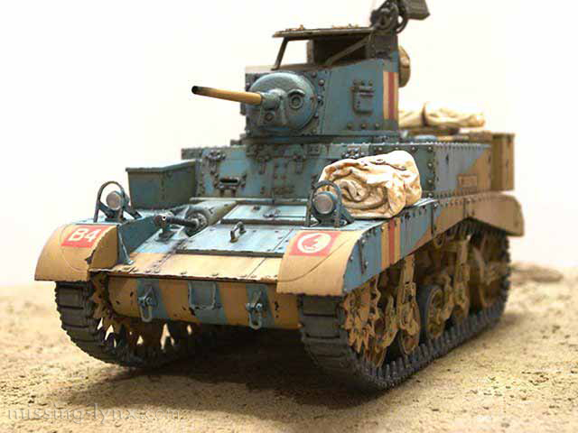Missing Lynx Com Gallery M3 Stuart Honey North Africa