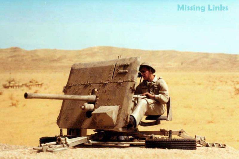 Royal Ordnance Quick Firing 2-pounder — британская противотанковая пушка калибра 40 мм