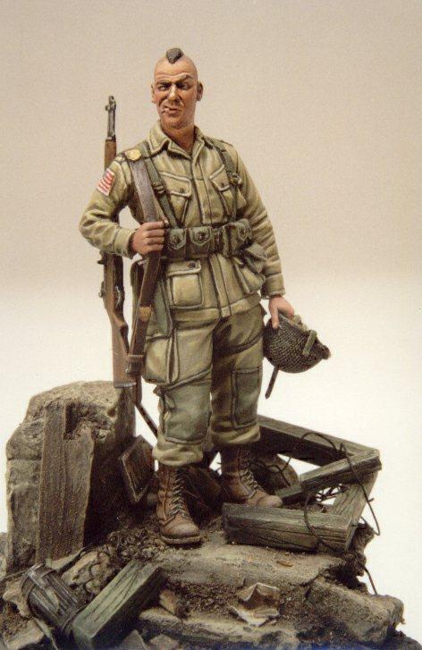 101st airborne paratrooper