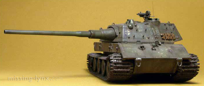 E75 German Tank http://www.ww2aircraft.net/forum/ww2-general/ww2-tank-gun-comparison-10386-2.html