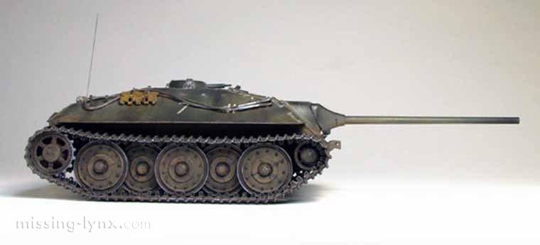 Missing Lynx Com Gallery E25 Ausf B Spring 46