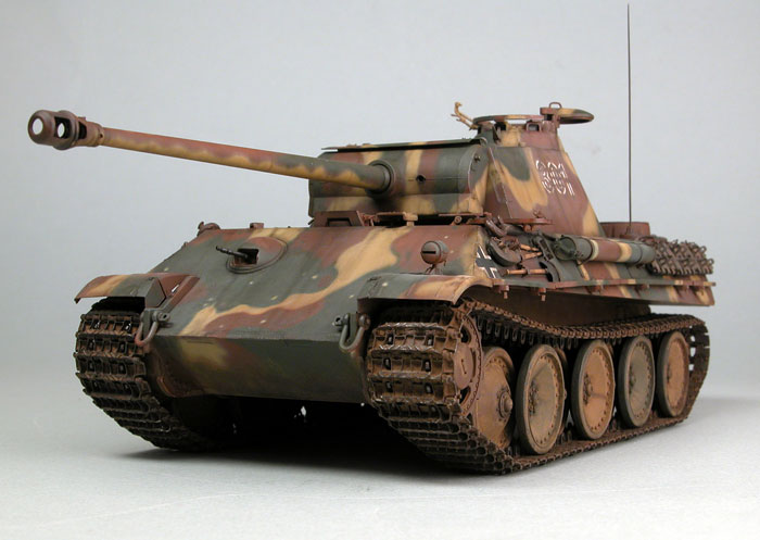 Colour Paint For Rc Tanks