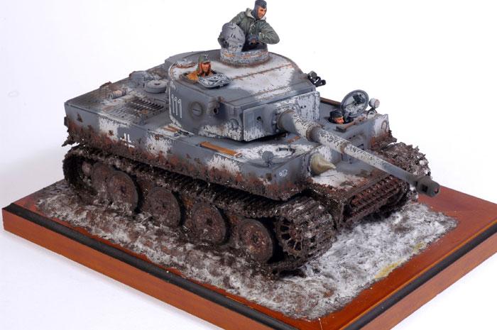 Tiger I Leningrad by Andrew Judson (Dragon 1/35)