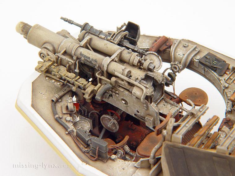 Tiger Tank Interior Missing Lynxcom  Gallery Robert Doepps King