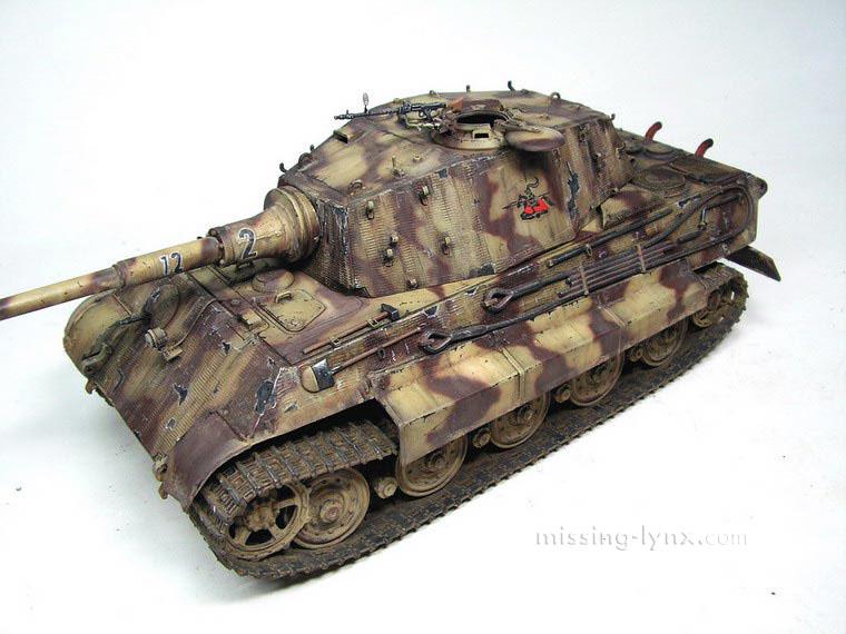 Tiger I (Alle Typen) - Page 2 - Sudden-Strike-Maps