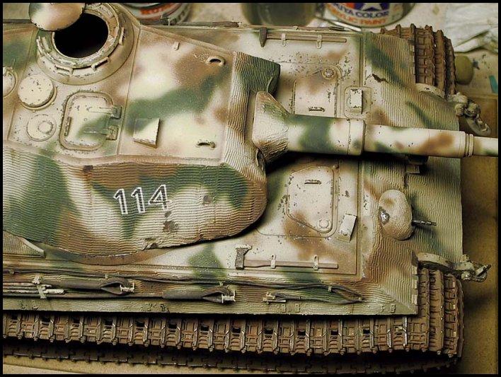 Missing Links Gallery Yivnd Leonsen Tiger Porsche Turret