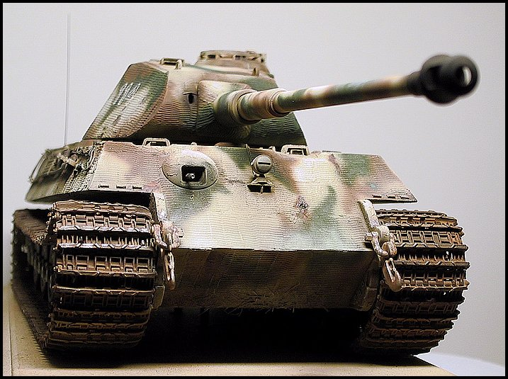 Missing Links Gallery 216 Yivnd Leonsen Tiger Ii Porsche Turret