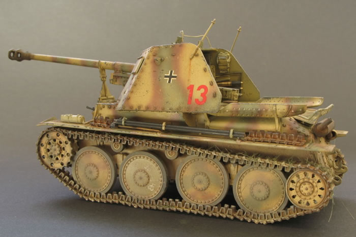 Marder Iii Ausf M By Lars Richter Dragon 1 35