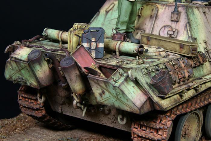Winter Panzer Crew By Donghyun Jung Alpine Miniatures 1 35