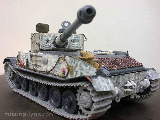 Missing Lynx Com Gallery Tiger P Vk4501