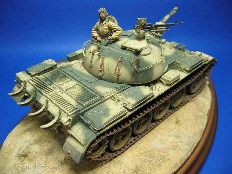 Missing Lynx Com Gallery Iraqi T55a 5th Mechanized