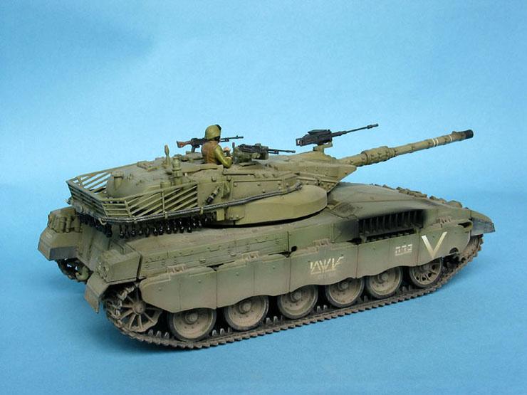missing-lynx.com - Gallery - Merkava Mk II