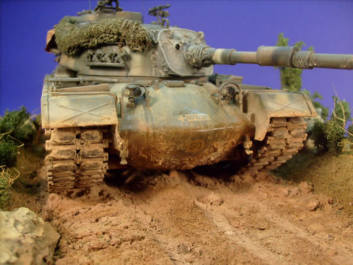 M48 Patton FINISHED! Page 16 - FineScale Modeler - Essential ...