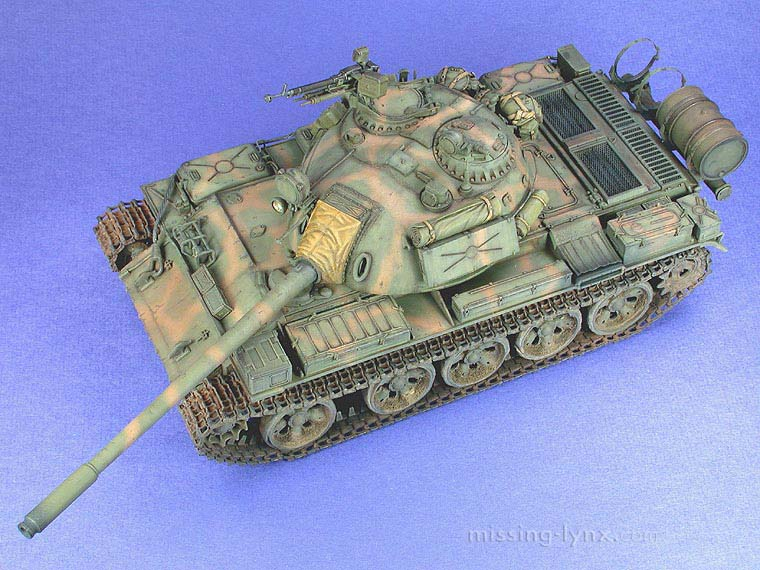 Contact US >> missing-lynx.com - Gallery - Rhodesian Armoured Corps T-55 ...