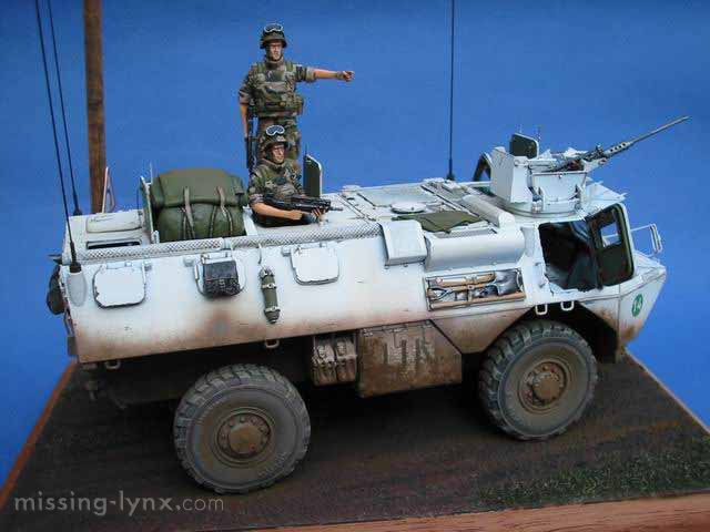Missing Lynx Com Gallery Vab Vehicle Infanterie Blind 233