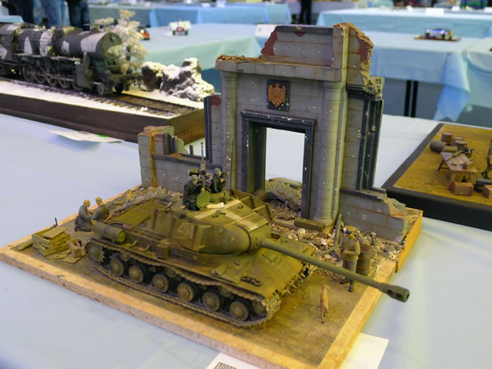 Military Models At The 2012 Melbourne Model Expo Expo By
