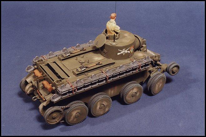 Missing Links Gallery Steve Zaloga Christie Medium Tank