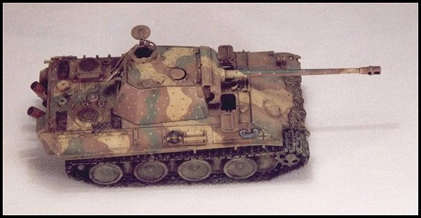 Missing Links Gallery Alex Clark Panther Ausf. G Late