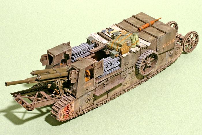 Gun Carrier Mk I And 60 Pdr Gun Mk Ii By Steven J Zaloga