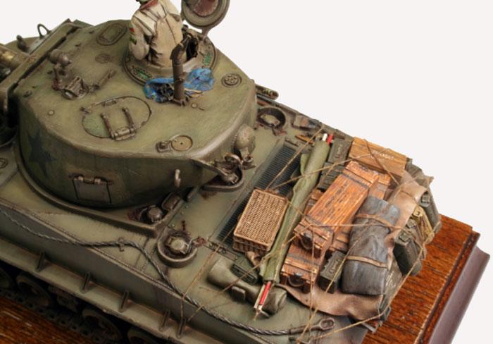 M4a3e8 Sherman M4a3e8 Sherman Image