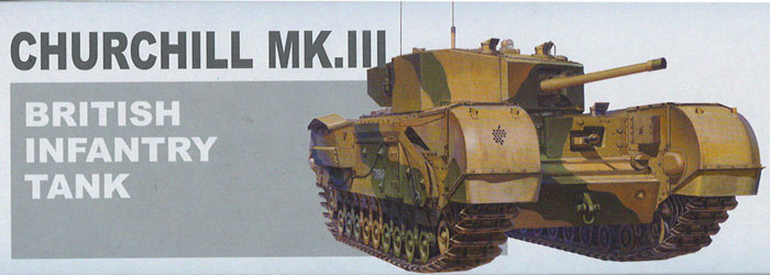 Churchill Mk Iii Review By Cookie Sewell Afv Club 1 35
