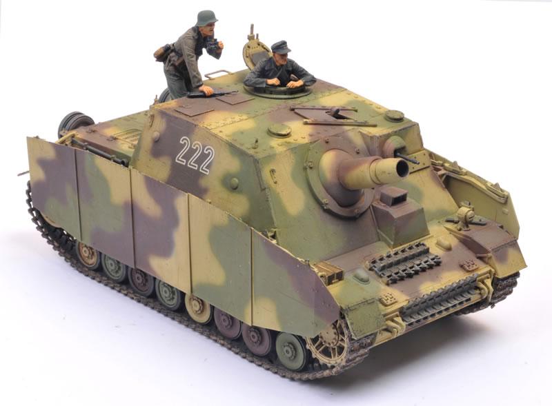 tamiya kit no 35353 sd sturmpanzer iv brummb r sp te produktion by brett green. Black Bedroom Furniture Sets. Home Design Ideas