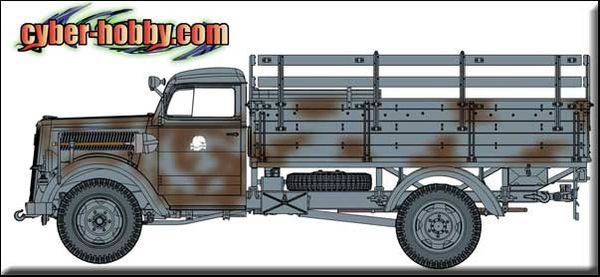cyber-hobby com 1/35 Scale Kit No  53 (Dragon Models Limited '39-'45