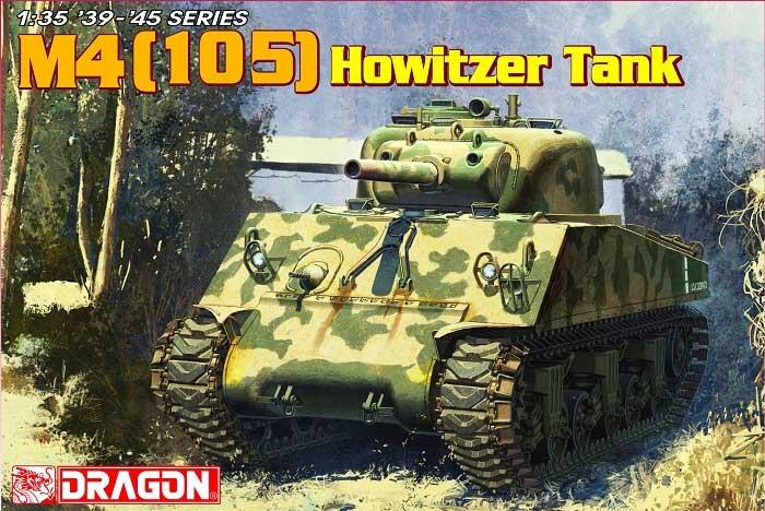 sherman M4 105mm [Italeri, 1/35] Dml6548reviewcs_1