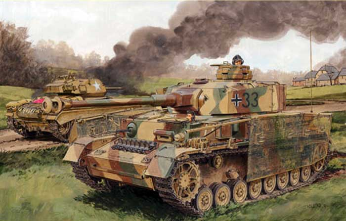 J4CKAL's guide to the Pz IV J/Panzerbefehslwagen IV - Army