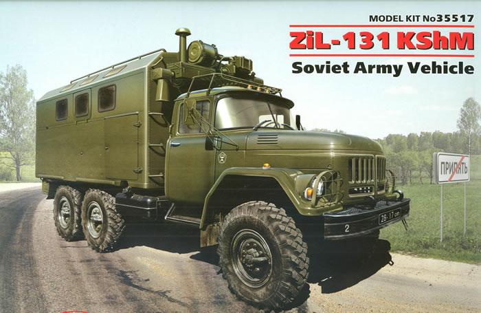 ICM 1/35 scale Kit No  35517