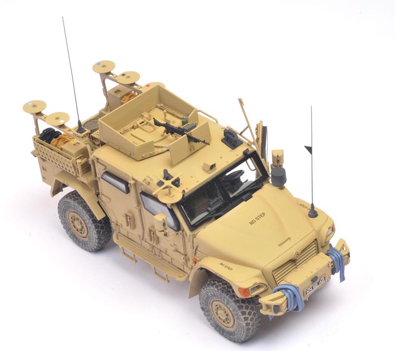 Meng Model Kit No Vs 009 British Army Husky Tsv By Brett Green