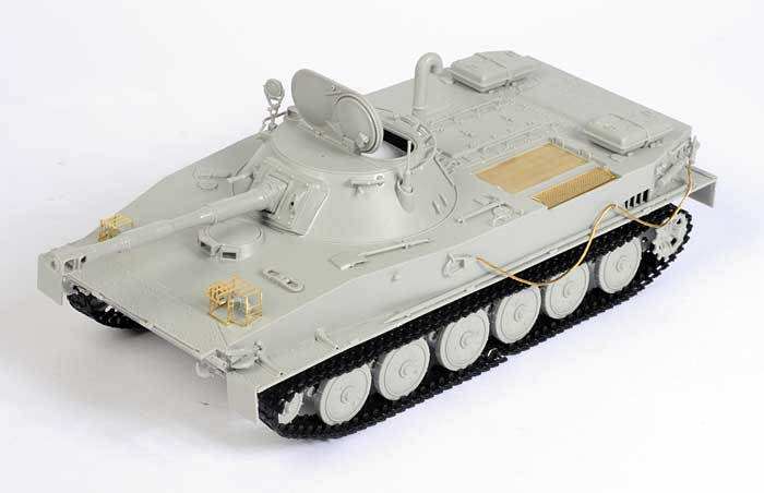 Pt 76b Amphibious Tank By Andrew Judson Trumpeter 1 35