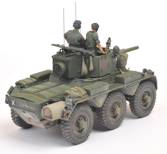 Dragon Black Label Kit No  3554 - British Armoured Car