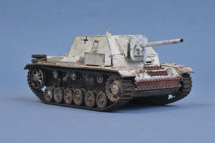 Used Military Vehicles >> Su-76i by Jason Woollett (Tamiya + Aires 1/35)