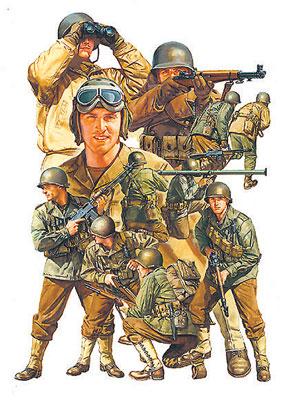 Wwii Us Army Infantry Gi Set Review By Steve Zaloga