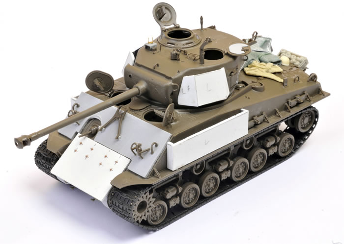 NEW TAMIYA 1//35 U.S M4A3E8 Sherman Easy Eight European Theater Model Kit Japan