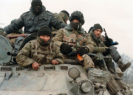 Missing Links Think Tank Modern Russian AFVs in Action ...